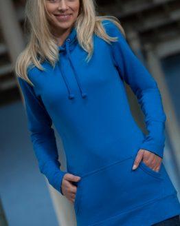 AWDis JH005 Girlie Longline hoodie