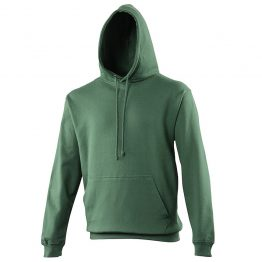 AWDis JH001 College Hoodie Bottle Green