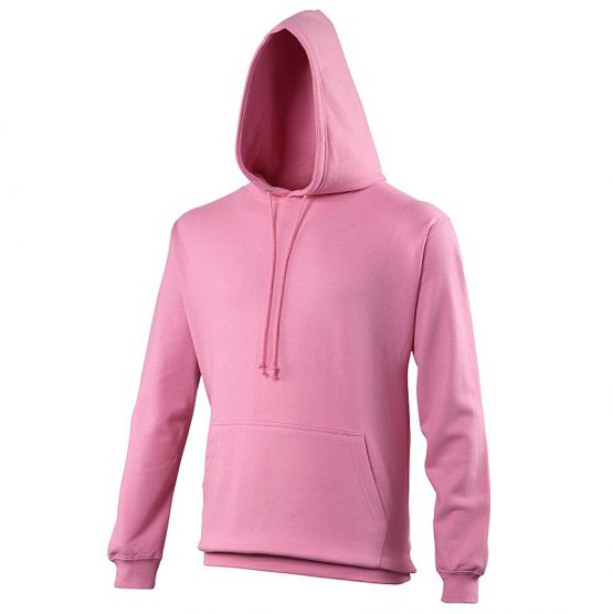 AWDis JH001 College Hoodie Candyfloss Pink