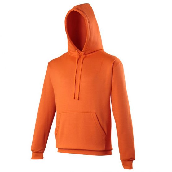 AWDis JH004 Electric Hoodie Electric Orange