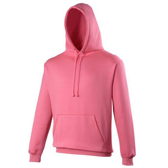 AWDis JH004 Electric Hoodie Electric Pink