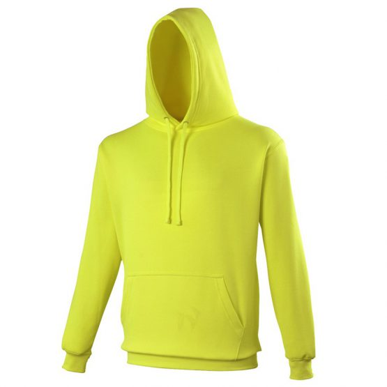 AWDis JH004 Electric Hoodie Electric Yellow