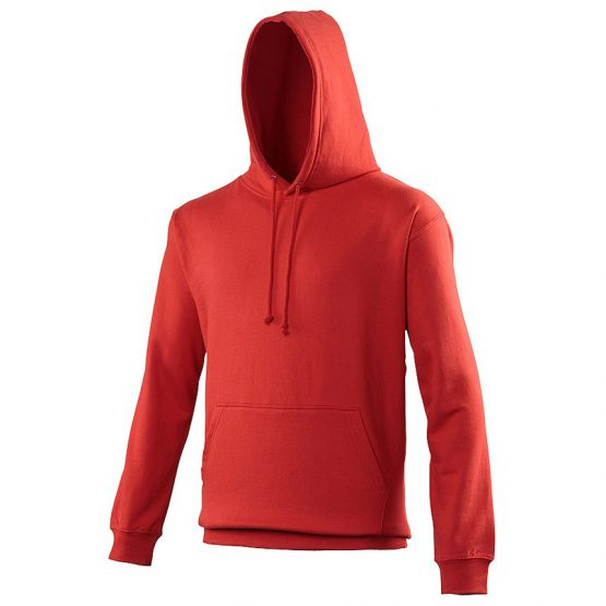 AWDis JH001 College Hoodie Fire Red