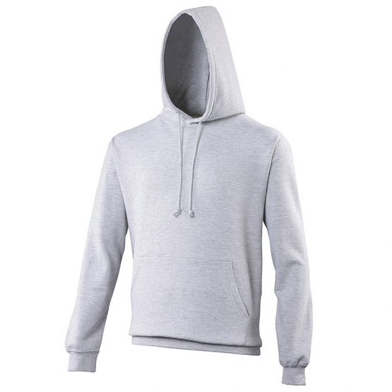 AWDis JH001 College Hoodie Heather Grey