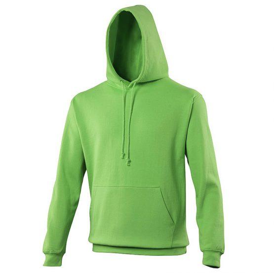 AWDis JH001 College Hoodie Lime Green