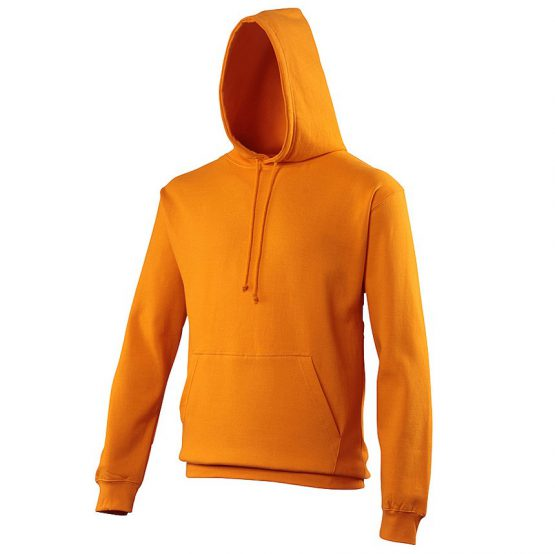AWDis JH001 College Hoodie Orange Crush