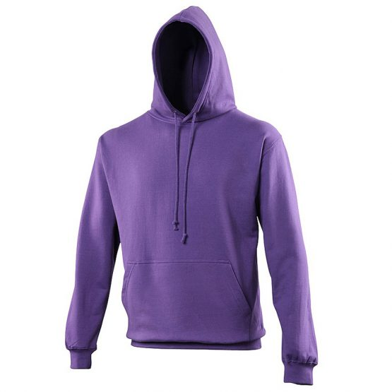 AWDis JH001 College Hoodie Purple