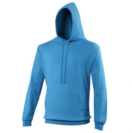 AWDis JH001 College Hoodie Sapphire Blue