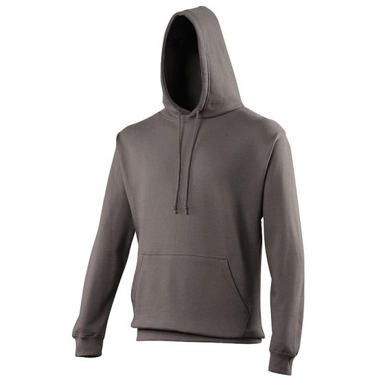 AWDis JH001 College Hoodie Steel Grey