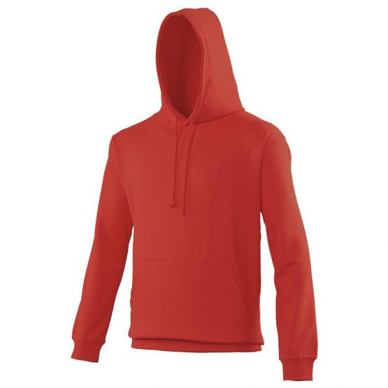 AWDis JH001 College Hoodie Sunset Red