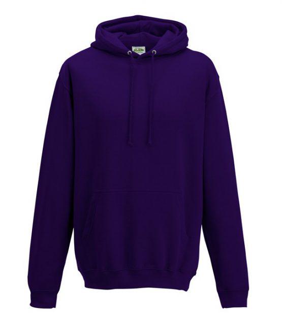 AWDis JH001 College Hoodie Ultra Violet