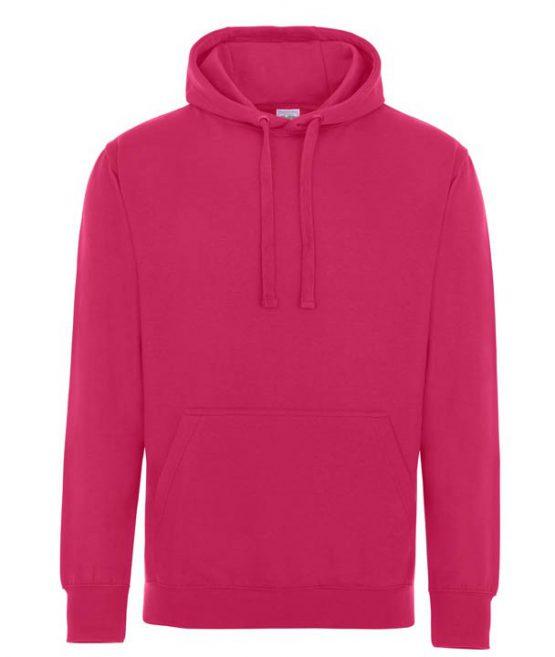 AWDis Just Hoods Supasoft Hoodie JH002 Supa Hot Pink