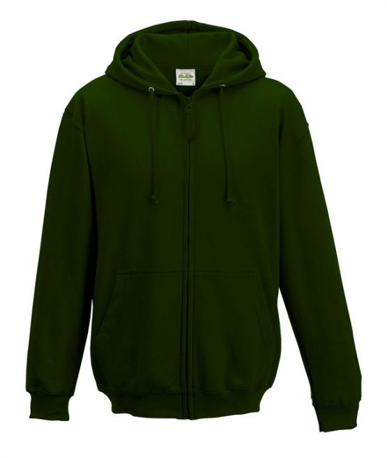 AWDis Zoodie JH050 Forest Green