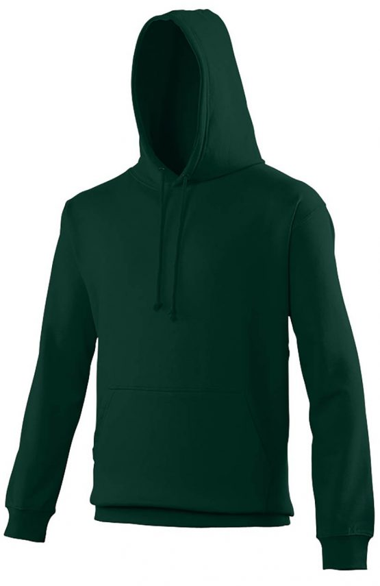 AWDis JH001 College Hoodie Forest Green