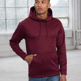 sports polyester hoodie jh006