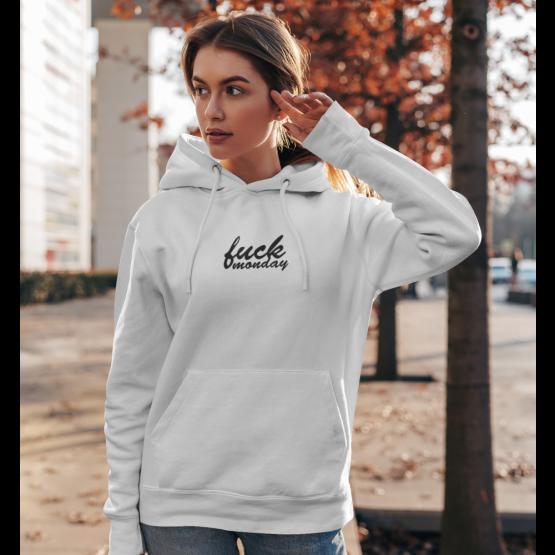 fuck monday hoodie